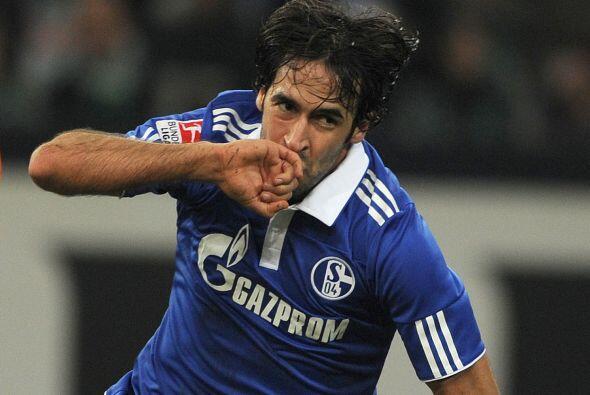 Siguiendo con la lista de goleadores letales, aparece Raúl.