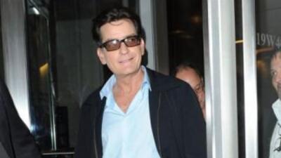 El controvertido Charlie Sheen tendrá que armarse de paciencia a la hora...