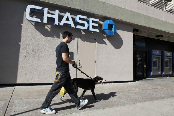"""JP MORGAN CHASE & CO """" El banco fue señalado por sus malas prácticas hip..."""