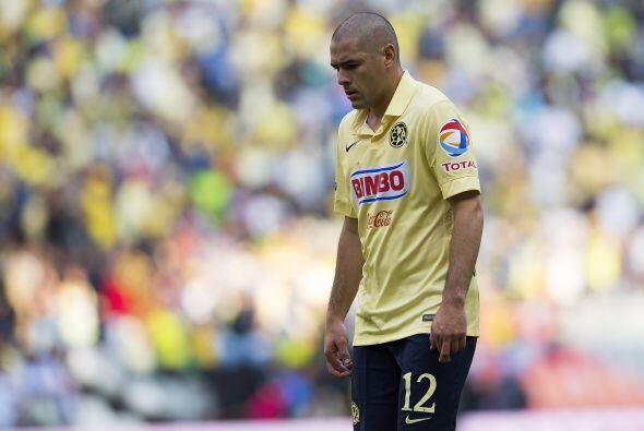 Pablo Aguilar, el zaguero tuvo un torneo aceptable, aunque las fallas en...