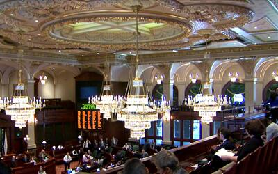 Sin la aprobación del presupuesto de Illinois termina la sesión legislat...