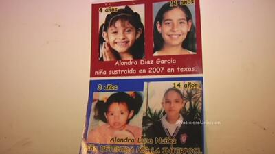 Interpol se llevó a una niña de México reclamada por EEUU
