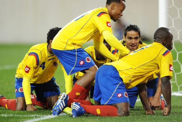 Colombia enfrenta la posibilidad de dar el batacazo en este grupo, con l...