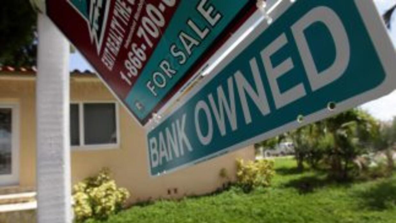 La crisis hipotecaria lleva a algunos a cometer locuras.
