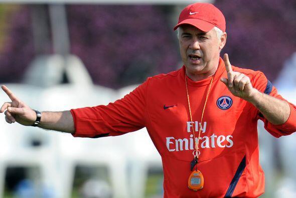 En el apartado de técnicos, el París Saint-Germain finalmente fichó al i...