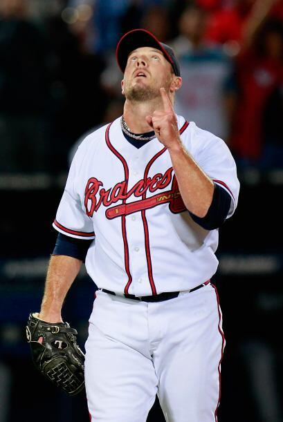 5. Billy Wagner. El de Tannersville, Virginia vistió cinco franelas liga...