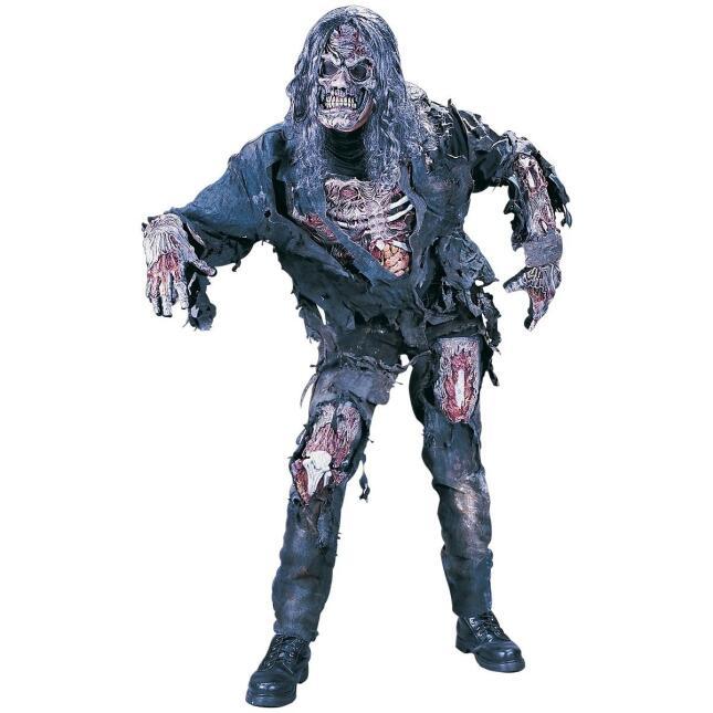 Los zombies siguen de moda.