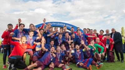 Barcelona, YouthLeague