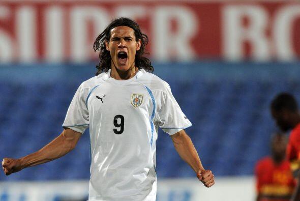 En tanto en otro amistoso pero jugado en Portugal, la selección de Urugu...
