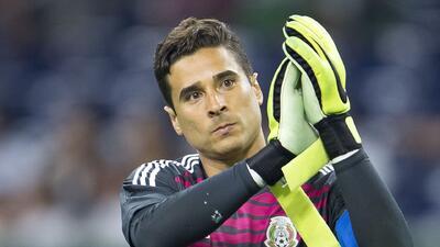 "Memo Ochoa reveló: ""Standard Lieja hizo todo porque no saliera"""