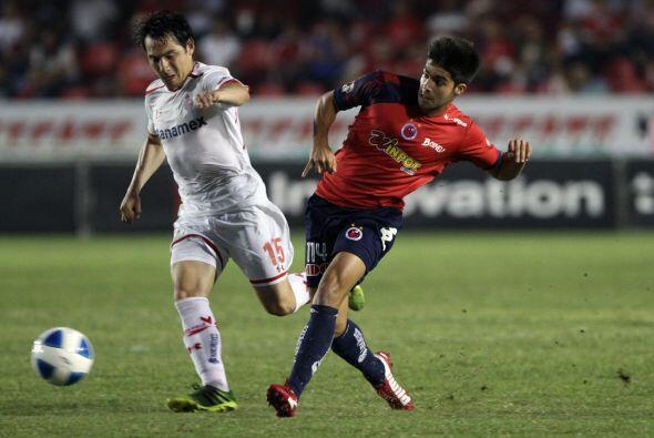 Luis Sánchez: El mediocampista veracruzano anotó el gol del triunfo al m...
