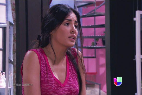 Marisol dejó de preocuparse por su look para la presentación de su banda...