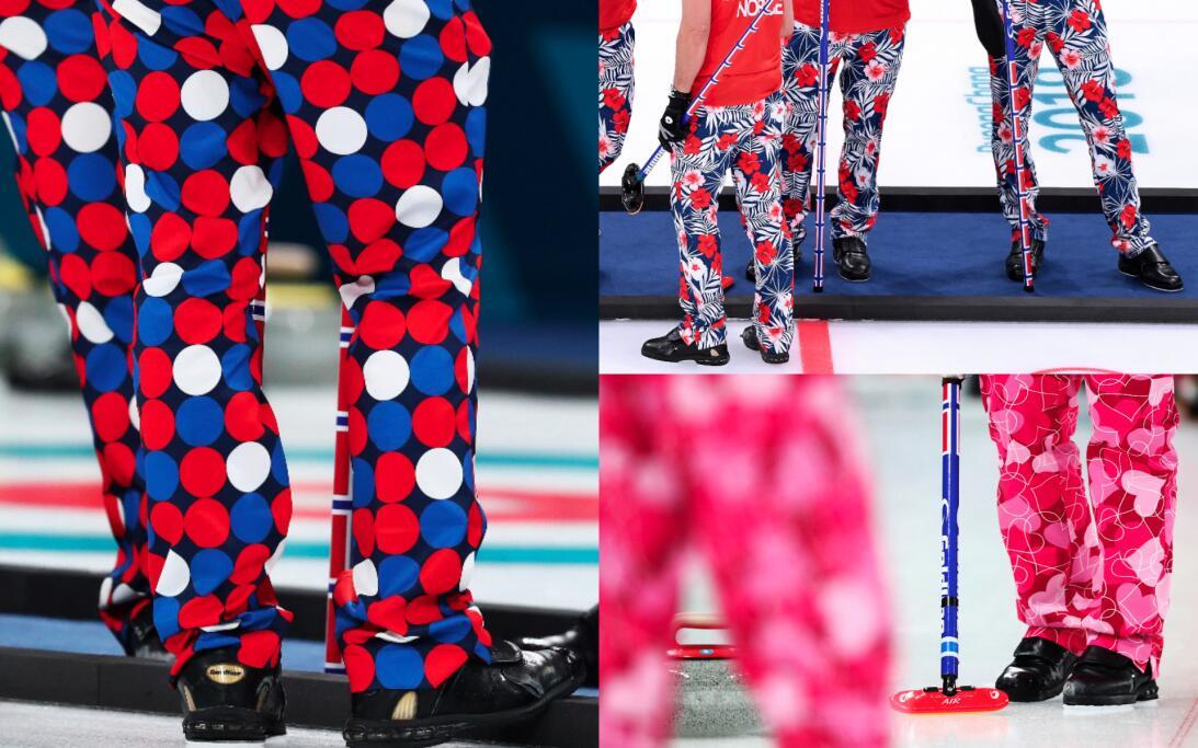 ¿Pantalones locos de invierno?, la estrafalaria vestimenta de Noruega en...