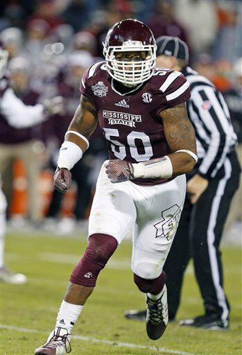 Benardrick McKinney, LB, Mississippi State (AP-NFL)