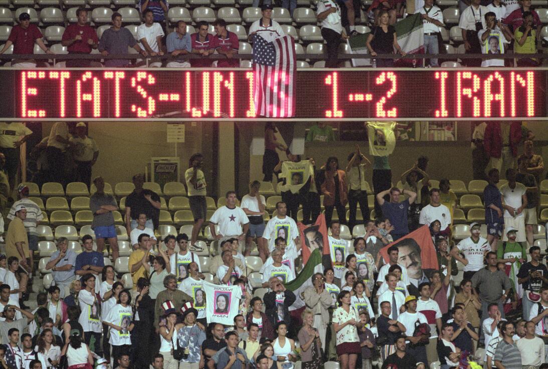 El crecimiento del fútbol de Estados Unidos en los últimos 26 años 1998-...