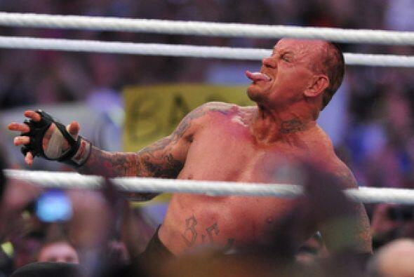 Undertaker salvaba así su futuro y engrandencía su leyenda de luchador i...