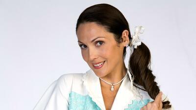 Nora Salinas es Dulcina Samperio en 'El bienamado'