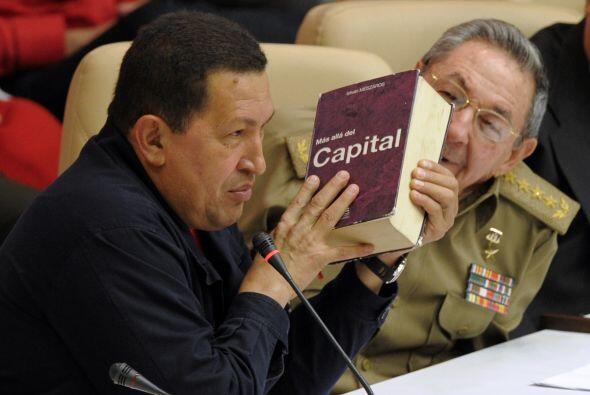 En esa reunión Castro anunció que el Congreso del Partido Comunista de C...