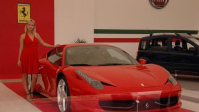 Una de las sorpresas del Concurso de Elegancia 2011 fue la presencia del...