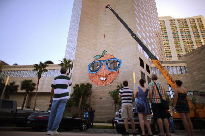 Pitbull party en Miami