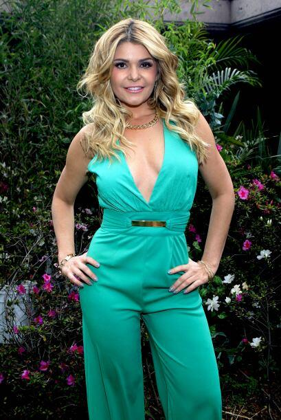 La actriz regresa a las telenovelas con este nuevo proyecto.