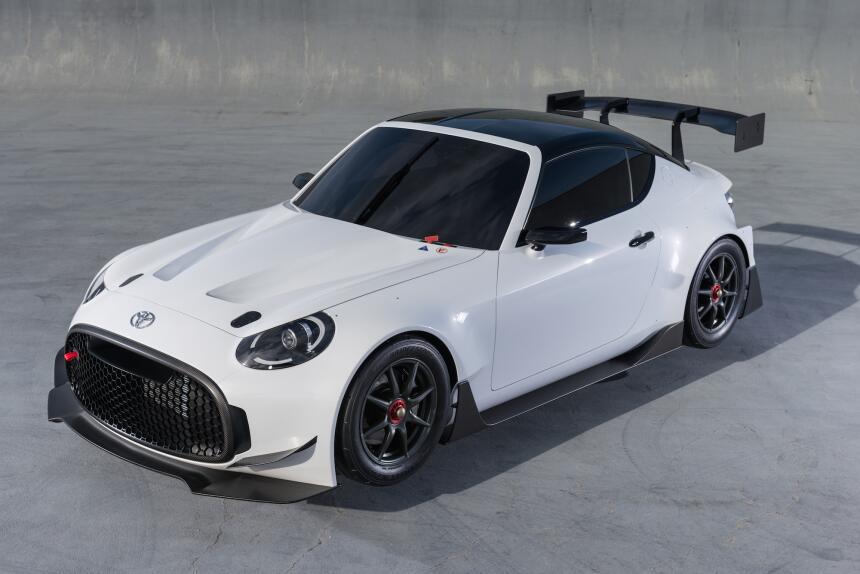 Toyota S-FR Racong Concept
