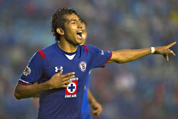 Joao Rojas comienza a despertar como goleador en el Apertura 2014, el ec...