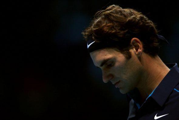 En el tercer Grand Slam de la temporada, Wimbledon, Roger Federer fue el...