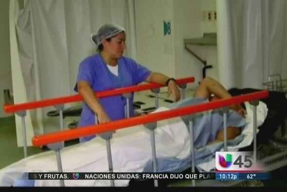 En Guadalajara, México, una niña de apenas 9 años dio a luz y las autori...