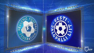 Grecia 0 – 1 Estonia – Gol y Resumen – Liga C - Grupo 2 – UEFA Nations League