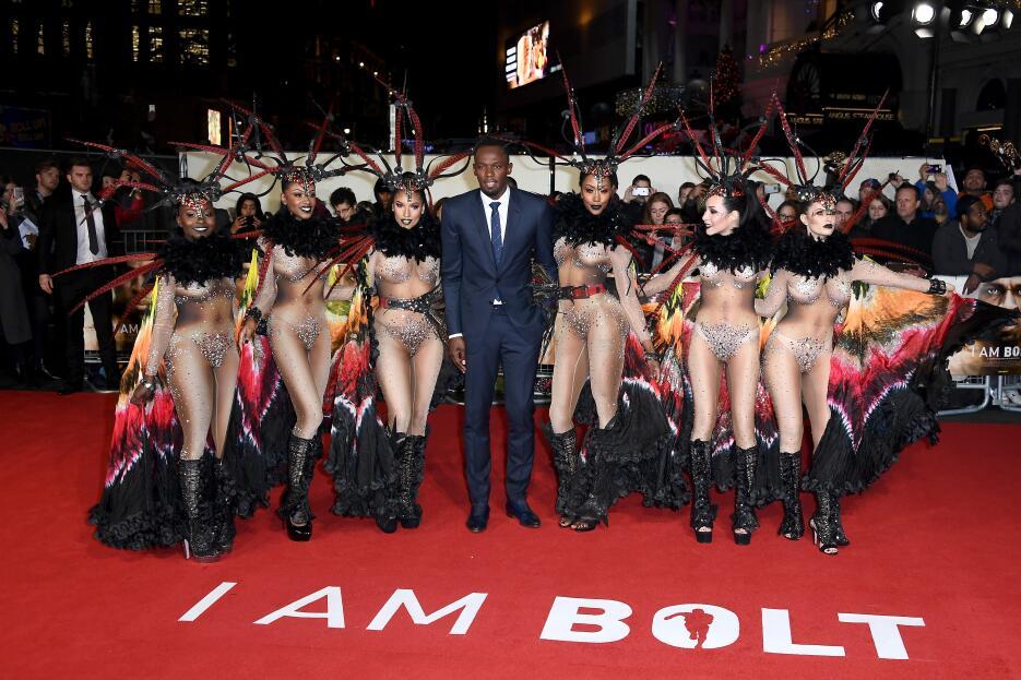 Estreno de 'I Am Bolt'