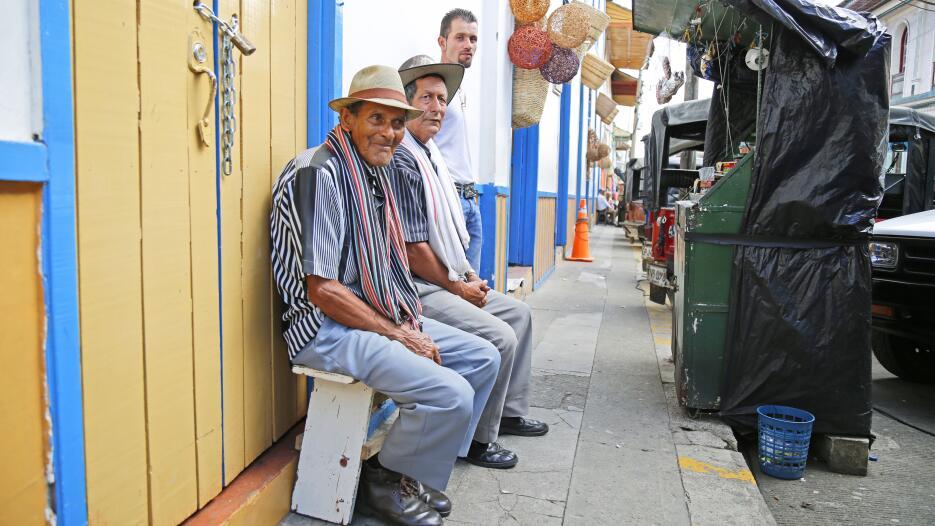 El pintoresco pueblo cafetero de Colombia que sigue atrayendo a turistas...