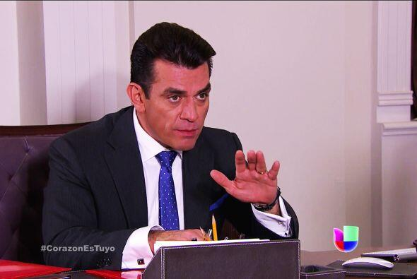 Ahora te va a tocar regaño Ana, Fernando está sumamente molesto por habe...