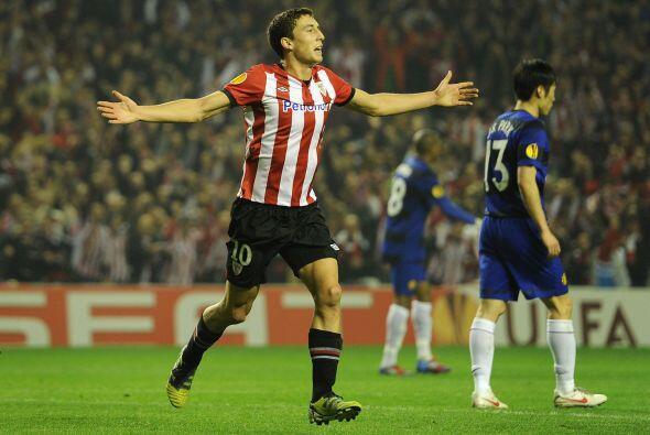 El canterano del Bilbao ya había estado cerca de marcar un golazo...