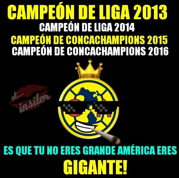 América se proclamó campeón de la Liga de Campeones...