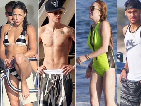 Las playas de Ibiza se han vuelto el lugar más atractivo para las...