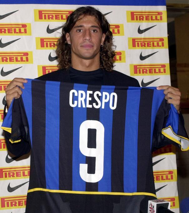 El espacio que dejaba el Fenómeno lo llenó rápidamente el Inter. El arge...