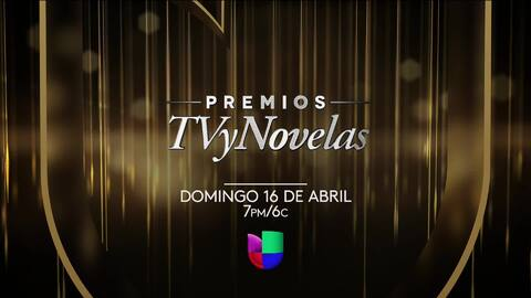 Premios TVyNovelas 2017.