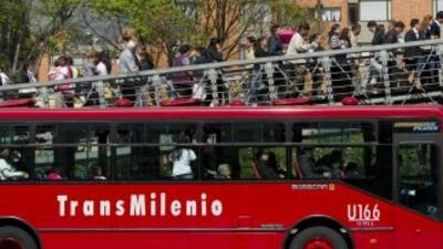 Según cifras de la policía de Bogotá, cada tres días reciben una denunci...