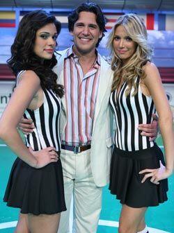 Jorge Aravena será el conductor del Juego de Oro, su trabajo tiene mucha...