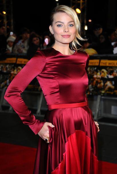 La actriz no podía quedarse atrás, así que eligió un 'outfit' con el que...