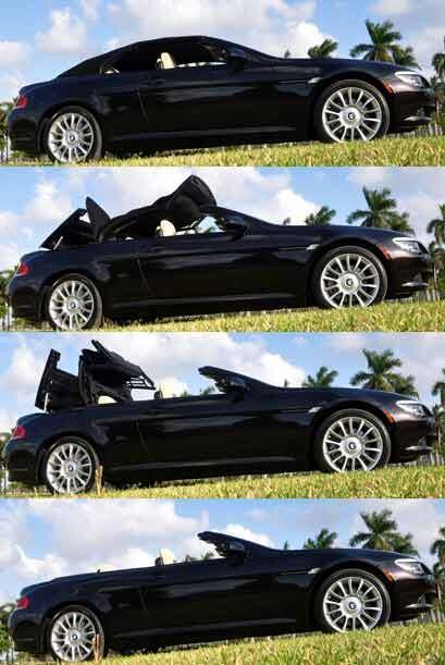 La versión convertible del BMW 650i combina lujo exquisito con un estilo...
