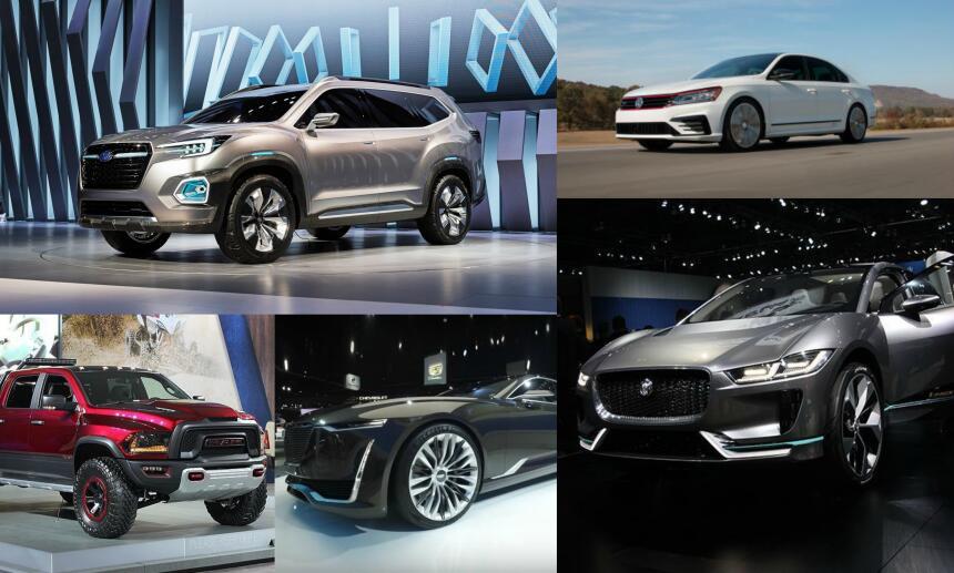 El Auto Show de Los Angeles dio lugar a la presentación de varios concep...