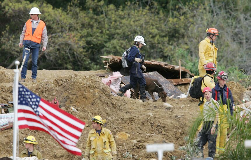 Diez personas perdieron la vida -entre ellas 3 niños- en enero de 2005 e...