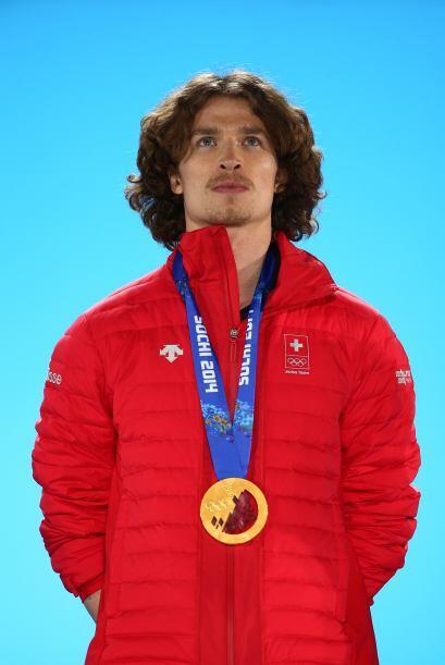 Iouri Podladtchikov de Suiza se convirtió en medallista de oro en...