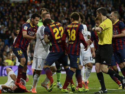 El Real Madrid y el Barcelona se medirán en la final de la Copa d...