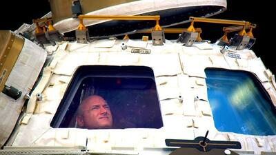 Scott Kelly regresa a casa