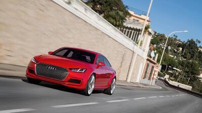 ¡Con cuatro puertas! El próximo Audi TT sacrificará originalidad para conquistar más compradores