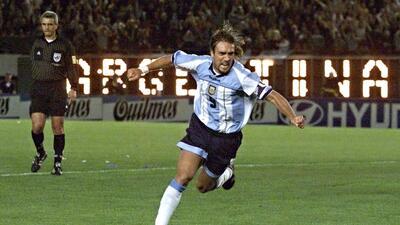 El 'Bati' entró al vestidor de Argentina para apoyar ¡y medio equipo ni sabía quién era!