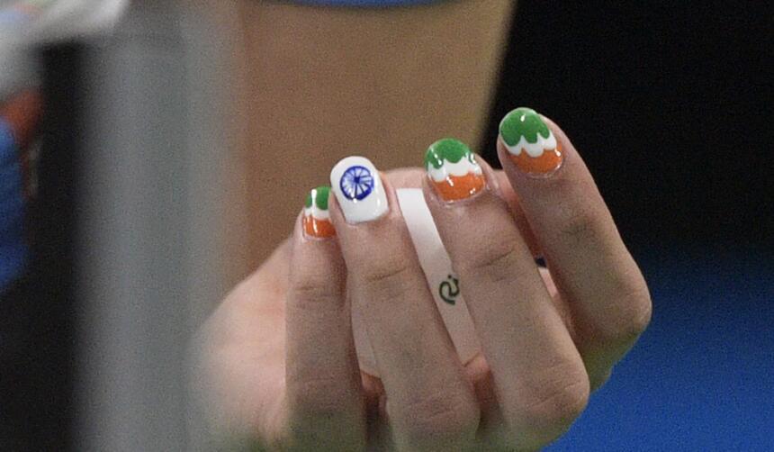 El manicure, el mejor accesorio de las atletas en los Juegos Olímpicos p...